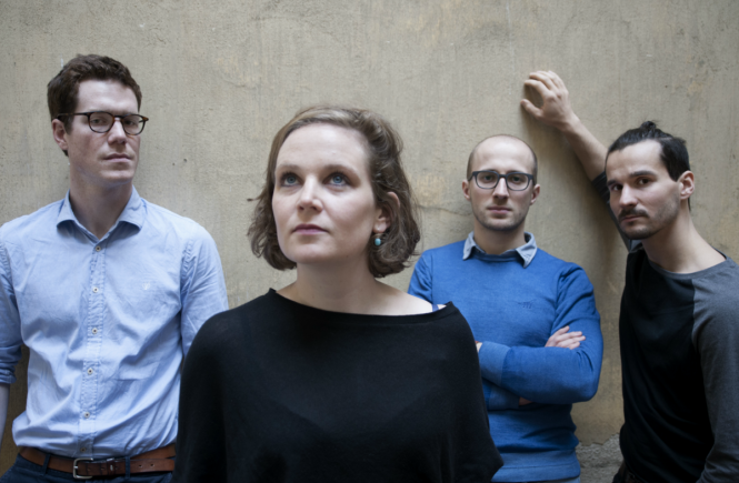 Germany's Eva Klesse Quartet will be performing at the PIJF 2017 (Photo: Arne Reimer)